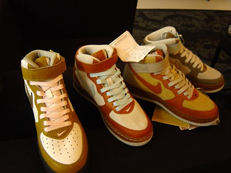 Air Force 1 examples